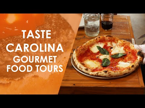 Taste Carolina Gourmet Food Tour in Durham NC  North Carolina Weekend  UNC-TV