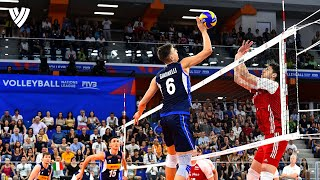 WATCH OUT for Giannelli's 2nd TOUCH! | Player of the Week | Highlights Volleyball World