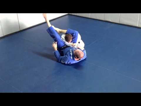 Steve Hall - Fight To Win - Mistakes With Finishing The Triangle