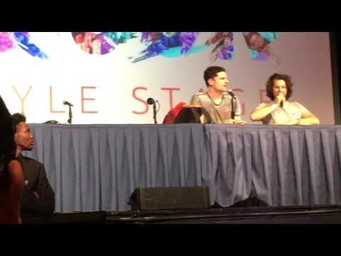 Flula Full VidCon 2017 Panel!