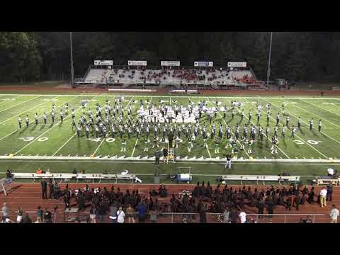 8.25.17 WHS Demon Marching Band:  Topaz/Don't Stop/Confident