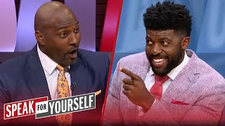 Lamar Jackson getting Mahomes money, Cowboys want Dak on franchise tag?   NFL   SPEAK FOR YOURSELF