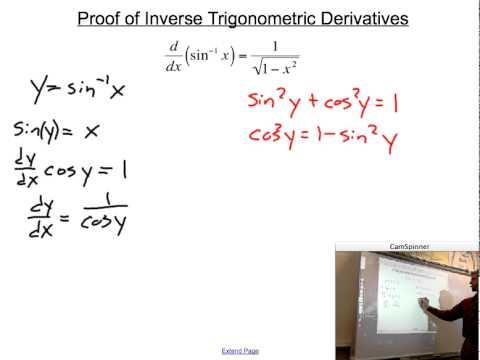 Pythagorean Identities Proof