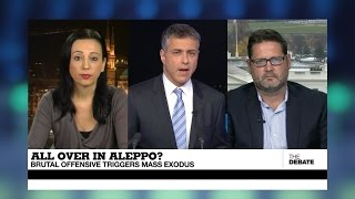 All over in Aleppo? Trump transition adds to Syria uncertainty (part 2)