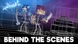 Songs of War: Episode 2 BEHIND THE SCENES (Minecraft Animation Series)