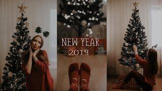 Наряжаем елку к Новому году 2019 | Украшаем квартиру к Новому году