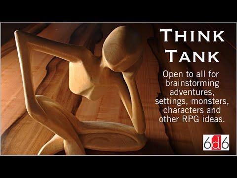 RPG Thinktank - Designing Magic in the 6d6 RPG