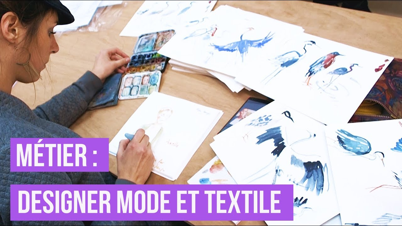 M U00e9tier   Designer Mode Et Textile