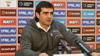 Арсен Папикян: «Важность этой игры отложила отпечаток на наши действия»