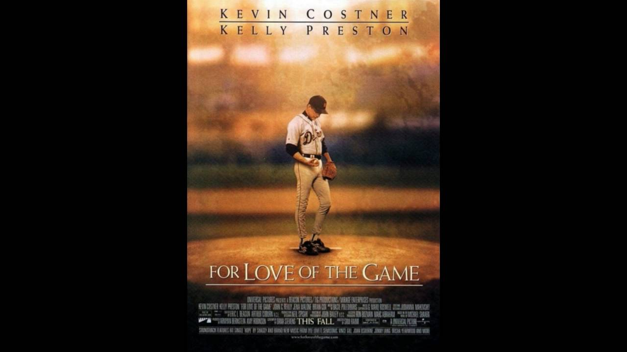 for love of the game ost main theme youtube