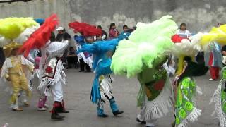 carnaval 2012 san Miguel Tenancingo tlaxcala segunda seccion