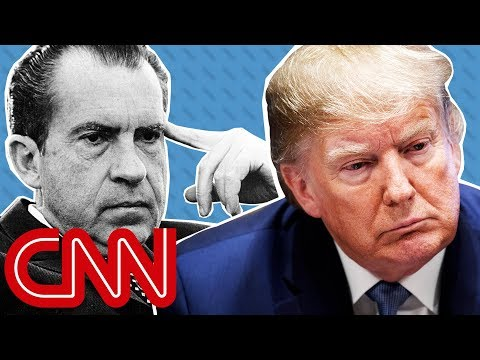 Here's why Trump's impeachment is not like Nixon's