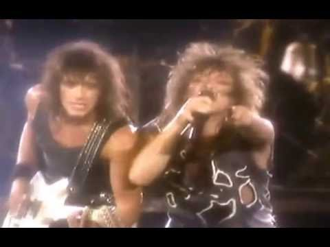 Bon Jovi  •  Livin' on a Prayer (Live 1987)