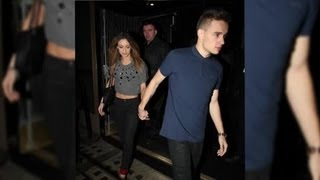 are liam payne and danielle peazer dating 2014