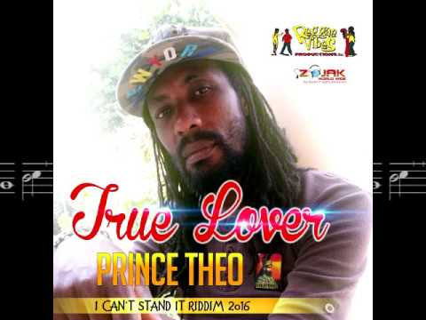 Prince Theo - True Lover