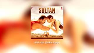 440 Volt Sultan FULL SONG LYRICS | Salman Khan | Mika Singh