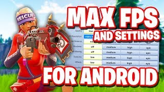 How To Fix Lag And Bad Graphics In Fortnite Android