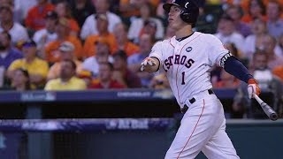 KC@HOU Gm4: Correa goes 4-for-4, hits two homers