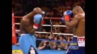 Antonio Tarver vs  Glen Johnson I