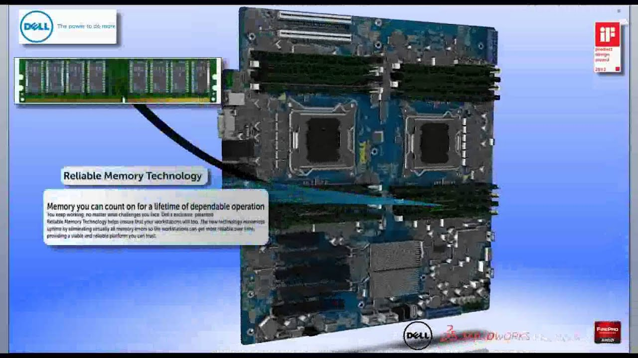 Dell Precision T7600 Product Demo