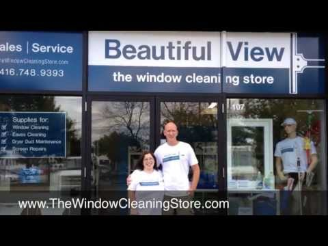 Window Cleaning Supplies Canada