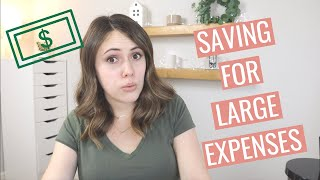 How We Use Sinking Funds In Our Budget & Bank Account