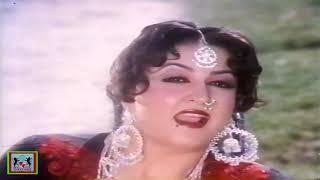 MERE PAIRAN DI LACHI LAGI SAJNA NU ACHI - NOOR JEHAN - FILM BASHIRA IN TROUBLE