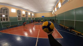 Волейбол от первого лица | Новый сезон | Лучшие моменты | FIRST PERSON GAME | 30 episode