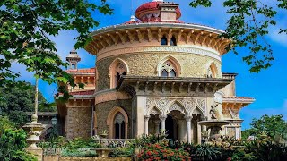 Monserrate Palace and Pena Palace Sintra Portugal Wedding by Lisbon Wedding Planner