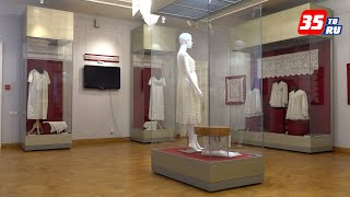 Вологодский Музей кружева отмечает 10-летний юбилей