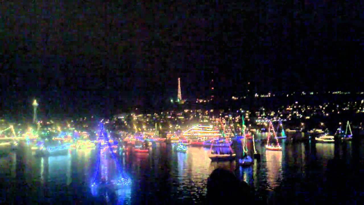 argosy christmas cruise boat parade of lights - Argosy Christmas Ships 2014