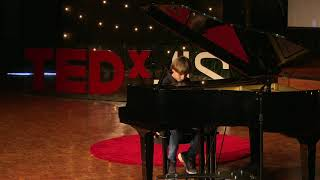 Piano performance | Adam Salem | TEDxJIS