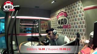 O Μηδενιστής κάνει εκπομπή στο Mad Radio (Τhe Radio Stars trailer)