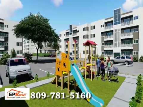 8147d0097b8bd Residencial Gabriel  Apartamentos con piscina en Gurabo
