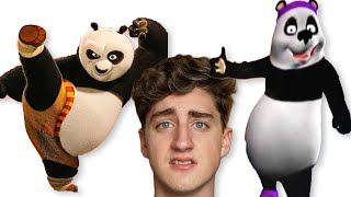 The Kung Fu Panda Ripoff From Your Nightmares