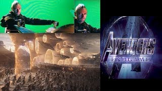 Avengers Endgame ¿ Kraglin estuvo a punto de aparecer en la película ?