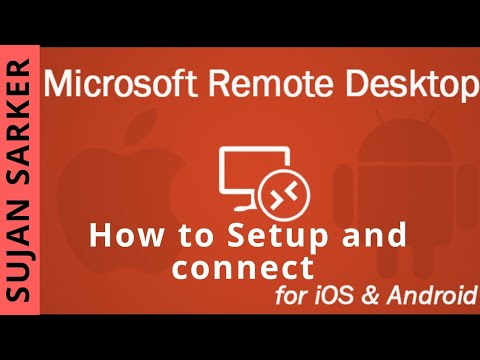 How to use Microsoft Remote Desktop