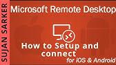 How to setup Windows RD Client (Microsoft Remote Desktop