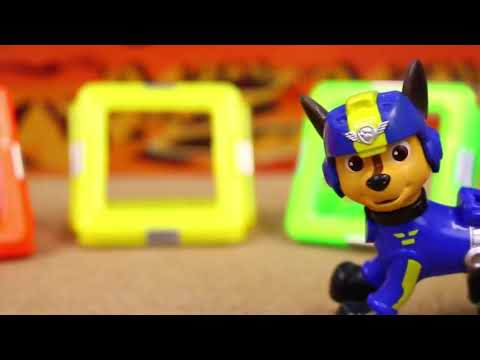Paw Patrol 2018 |  Paw Patrol Mission Pups in Space Transport to Planet Mars | HenHen TV  # 277