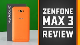 New Asus Zenfone Max Review: Octa Core Processor, 32GB Storage 3GB/2GB RAM!