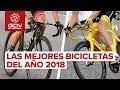 Las Mejores Bicicletas Del Año 2018 En El WorldTour Masculino