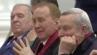 Василий (Шерлок Холмс) Ливанов - Путину : «Даже не думай!»