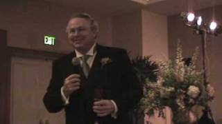 Big Mike's Father of the Bride Speech