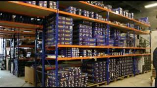 Компания First Logistik стеллажи полочные.flv(Складское оборудование от «First Logistik» - ваш лучший выбор в рамках усовершенствования собственного бизнеса., 2009-12-29T15:11:50.000Z)