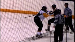 Tanner Manson vs Jonathan Pardy 01 16 2011