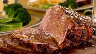 Southern Glazed Ham