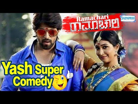 Mr and Mrs Ramachari actor YASH super comedy | Googly Kannada Movie