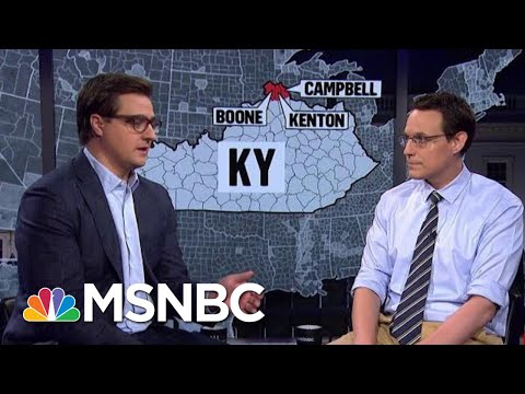 What The Suburban Shift Means For 2020 | All In | MSNBC