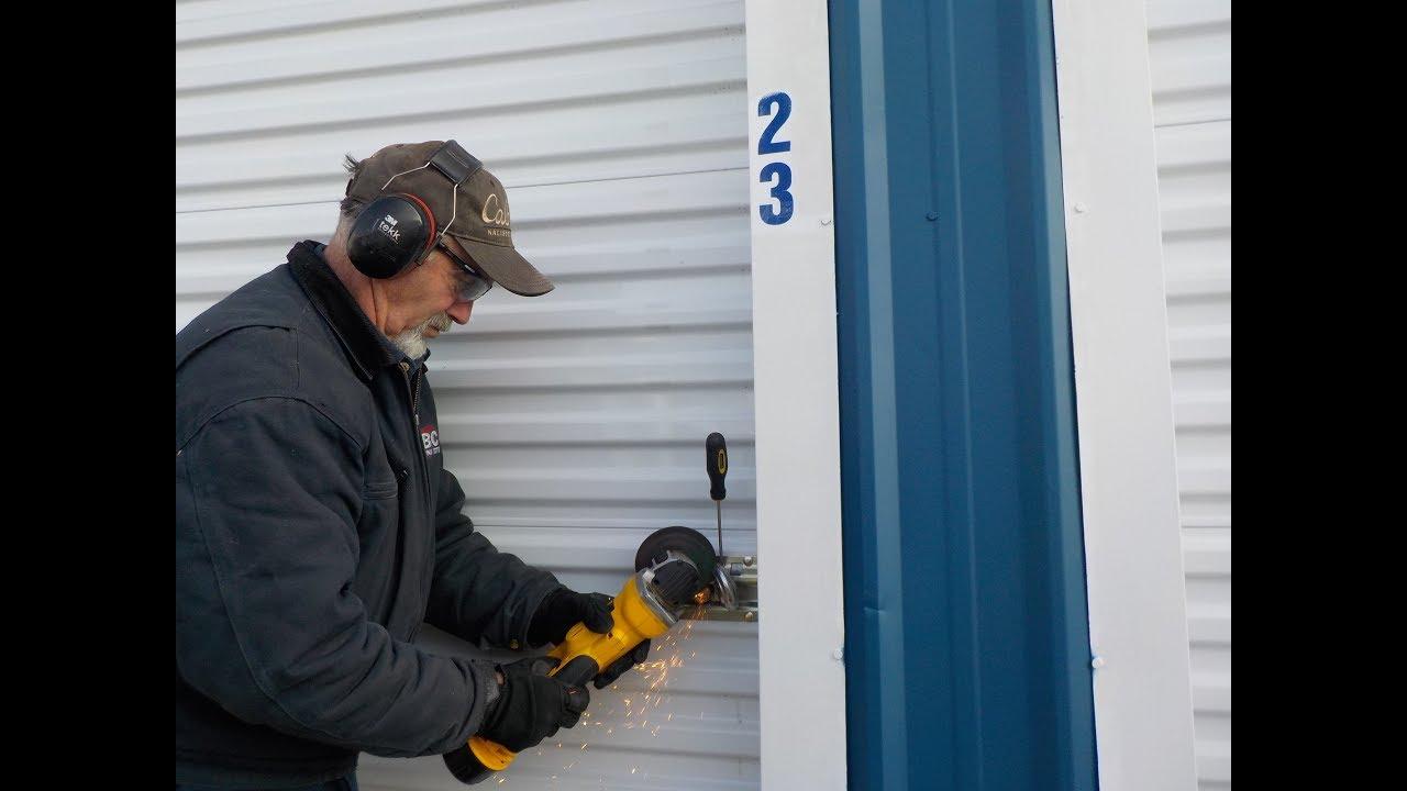 Abc Mini Storage Spokane Valley Unit G 23 Youtube