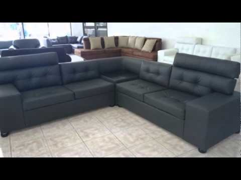 L Shaped Sofa Sets.